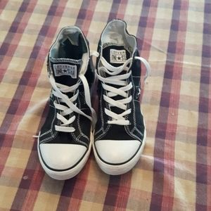 size 8 Converse one star high top sneaker